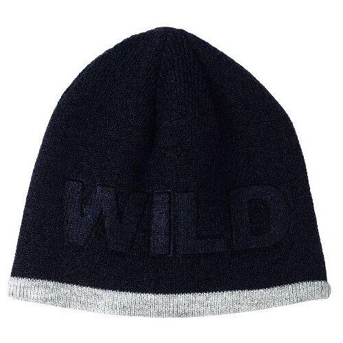 Шапка бини Chicco размер 006, темно-синий шапка бини chicco размер 006 розовый