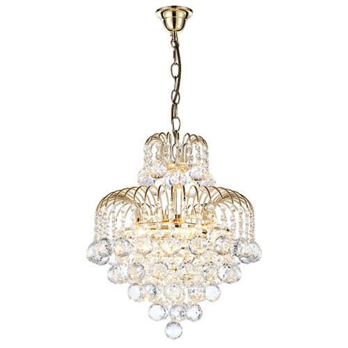 накладная люстра arti lampadari pera e 1 2 80 601 g Люстра Arti Lampadari Bellagio E 1.5.40.100 G, E14, 160 Вт