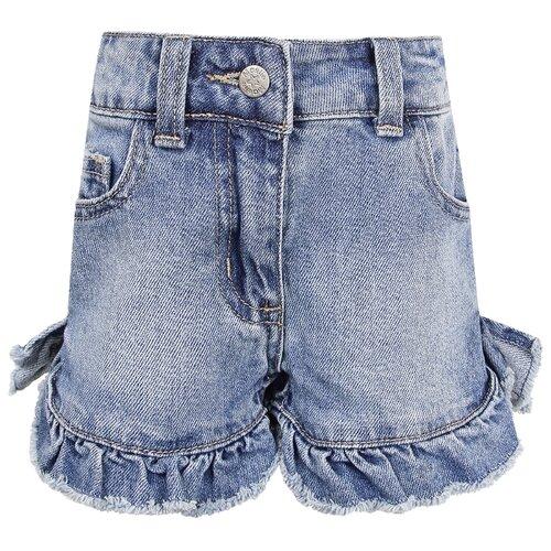 Купить Шорты Maelie 019416 размер 86, синий, Брюки и шорты