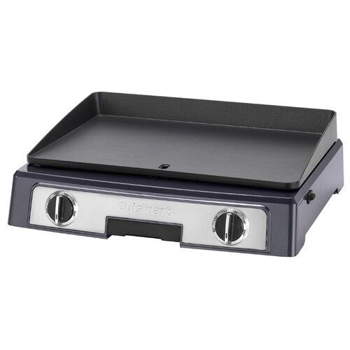 Гриль Cuisinart PL60BE фиолетовый