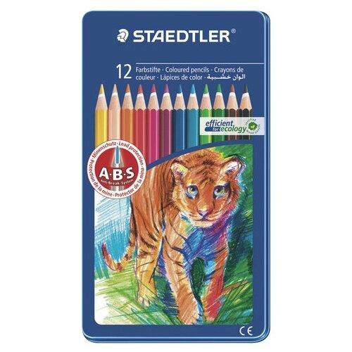 Купить Staedtler Карандаши цветные Noris club, 12 цветов (145 AM12), Цветные карандаши