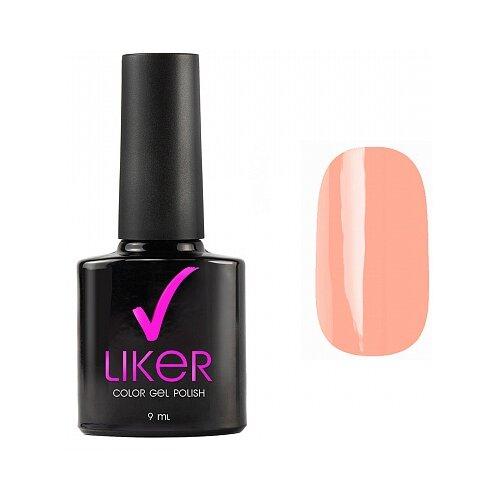 Купить Гель-лак для ногтей Runail Professional Liker, 9 мл, 4580