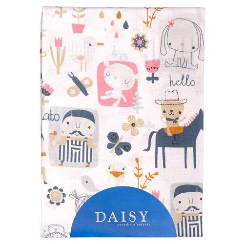 Купить Многоразовые пеленки Daisy хлопок 90x150 лошадки, Пеленки, клеенки