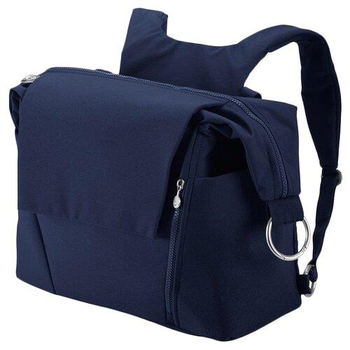 Купить Сумка Stokke Changing Bag V2 темно-синий, Сумки для мам
