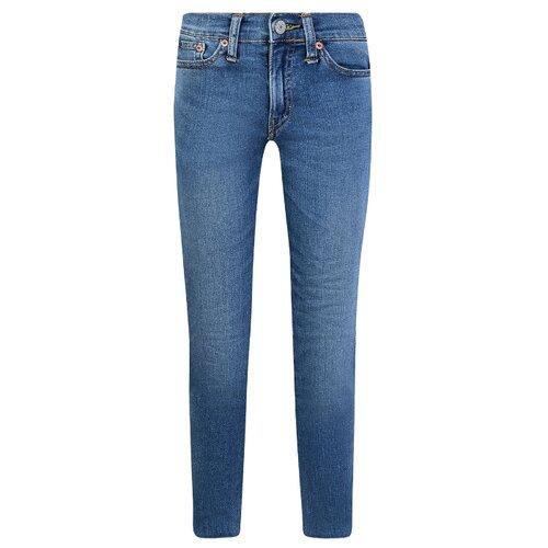 Джинсы Ralph Lauren размер 152, синий джинсы ralph lauren размер 140 синий