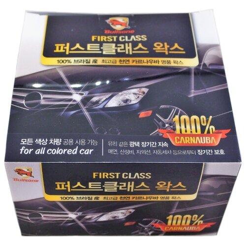 Воск для автомобиля Bullsone Premium 100% Carnauba Wax 0.3 кг