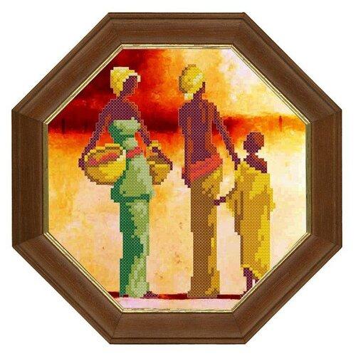 Купить Schaefer Набор для вышивания 17 x 17 см (545/4), Наборы для вышивания