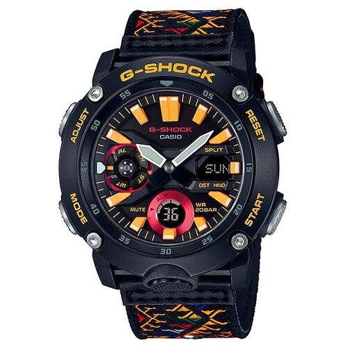 Наручные часы CASIO GA-2000BT-1A casio ga 400gb 1a