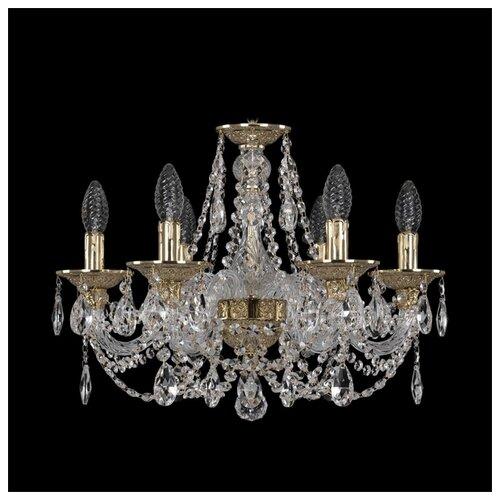 Люстра Bohemia Ivele Crystal Ivele Crystal 16106/6/165 G, E14, 240 Вт абажур bohemia ivele sh22
