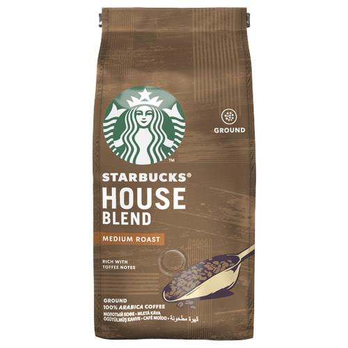 цена на Кофе молотый Starbucks House Blend, 200 г