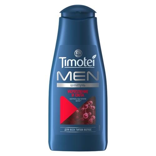 Купить Timotei шампунь Men Укрепление и Сила контроль над потерей волос 400 мл