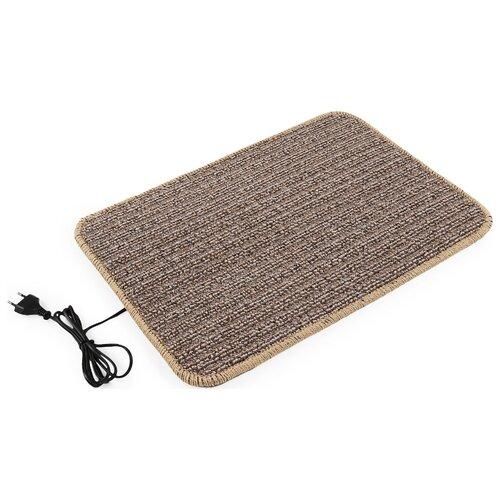 Универсальный теплый коврик с подогревом (для обогрева ног рук спины и домашних животных)