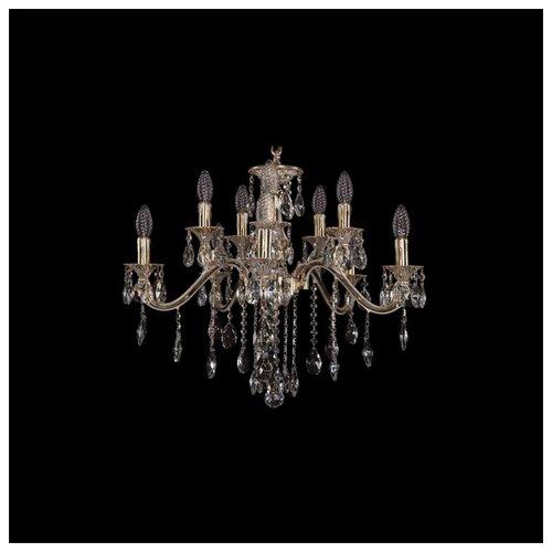 Люстра Bohemia Ivele Crystal 1703 1703/10/225/B/GW, E14, 400 Вт