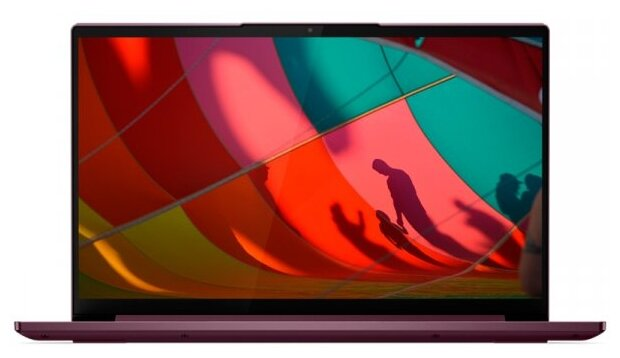 Купить Ноутбук Lenovo Yoga Slim 7 14IIL05 (82A10084RU), orchid по низкой цене с доставкой из Яндекс.Маркета (бывший Беру)