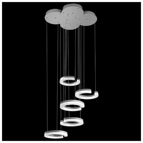 Фото - Светильник светодиодный Lightstar Unitario 763439, LED, 46 Вт светильник светодиодный lightstar unitario 763439 led 46 вт