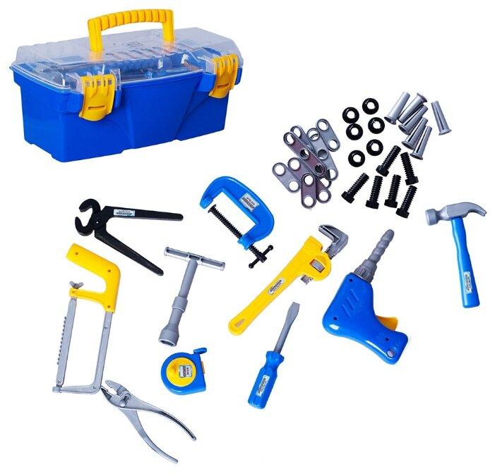 Поздравление к набору инструментов