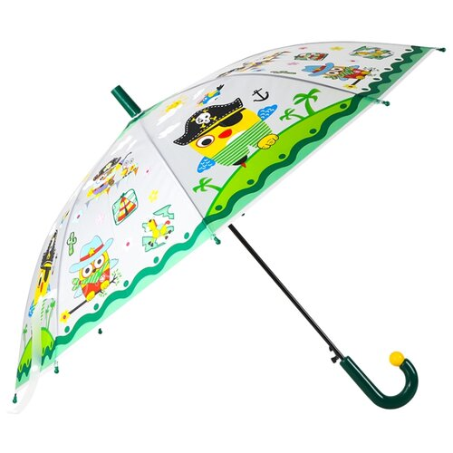 Зонт Джамбо Тойз зеленый