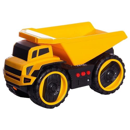 Купить Грузовик ABtoys Спецтехника (C-00346) желтый/черный, Машинки и техника