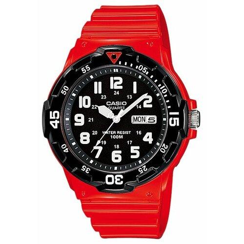 Наручные часы CASIO MRW-200HC-4B casio watch simple sports fashion leisure waterproof watch mrw 200hc 2b mrw 200hc 7b2