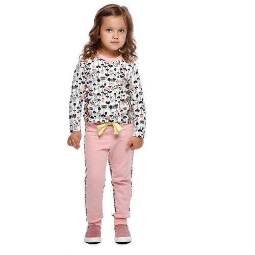 Купить Лонгслив lucky child размер 30 (110-116), цветной, Футболки и майки