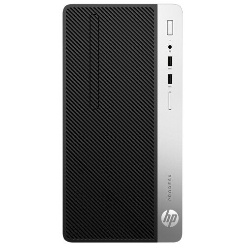 Настольный компьютер HP ProDesk 400 G6 МТ (7EL82EA) Micro-Tower/Intel Core i7-9700/8 ГБ/256 ГБ SSD/Intel UHD Graphics 630/Windows 10 Pro черный компьютер