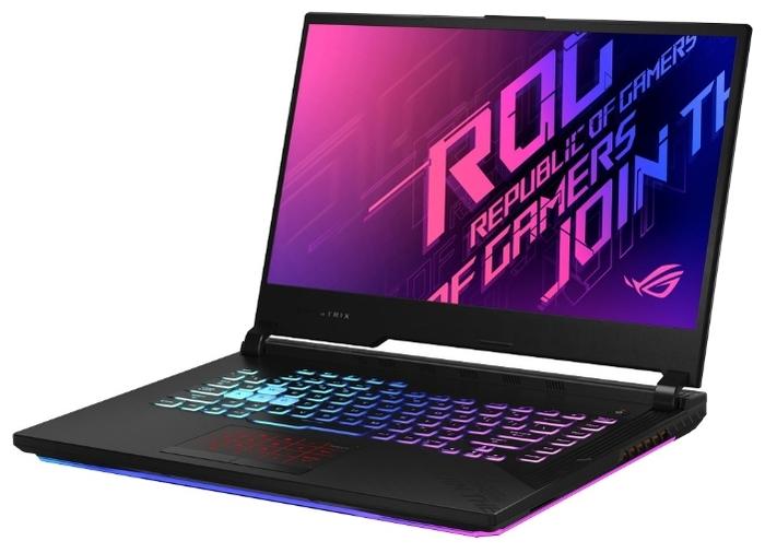 Ноутбук Asus ROG Strix G15 G512LV-HN246 (90NR04D1-M04530), черный