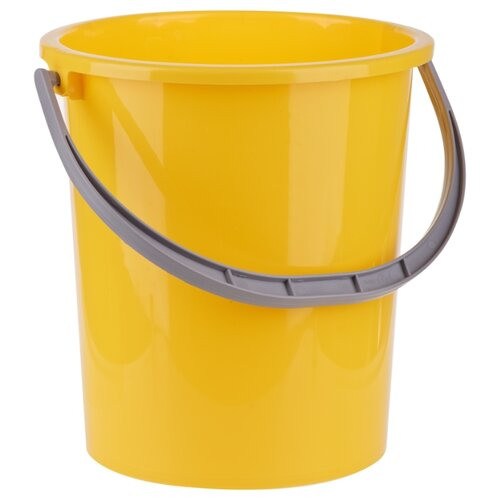 Ведро OfficeClean 299879 9 л Желтый ведро fit 67847 16 л желтый