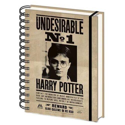 блокнот harry potter sirius Блокнот Harry Potter: Sirius & Harry 3D