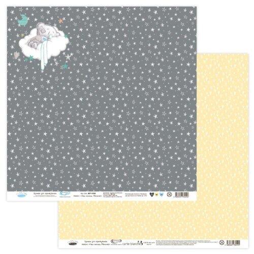 Купить Бумага Mr. Painter 30, 5x30, 5 см, 10 листов, MTY-PSR 190601 Наш малыш. Мальчик №1 бежевый/серый, Бумага и наборы