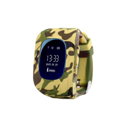 Часы Wokka Lokka Q50 зелено-коричневый wokka watch q360 pink