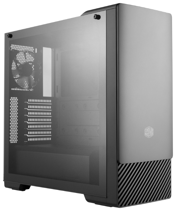 Компьютерный корпус Cooler Master MasterBox E500 (MCB-E500-KG5N-S00) w/o PSU Black