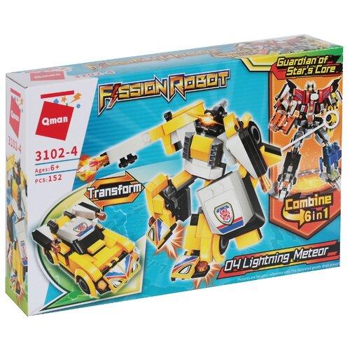 Конструктор Qman Fission Robot 3102-4