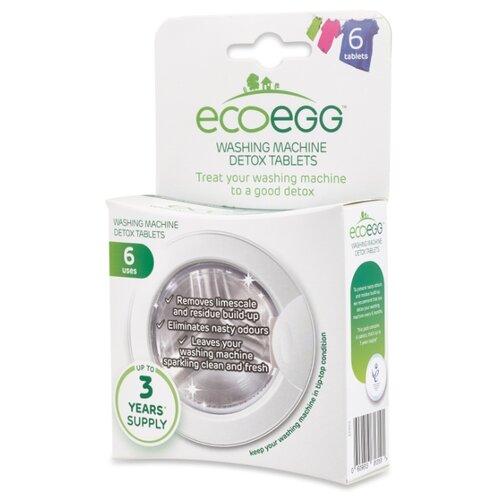Ecoegg Таблетки для очистки от накипи, 6 шт.
