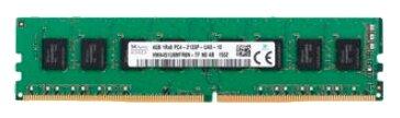 Оперативная память 4 ГБ 1 шт. Hynix DDR4 2133 DIMM 4Gb (HMA451U6MFR8N-TF)