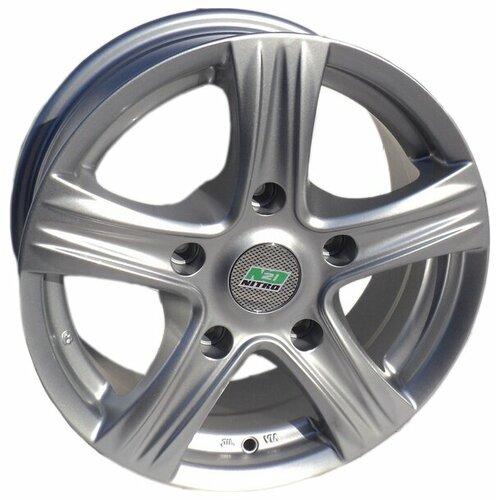 Фото - Колесный диск Nitro Y-7330 6х15/5х139.7 D98.5 ET0, silver колесный диск nitro y 950 7x17 5x112 d66 6 et42 bfp