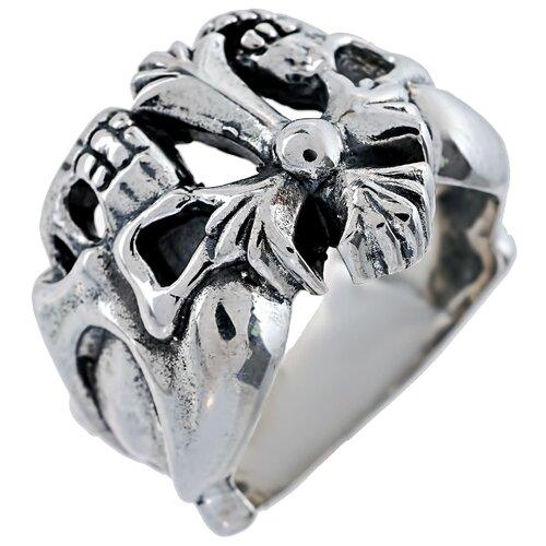 Серебряный Дом Кольцо из серебра D1081, размер 18.5 фото