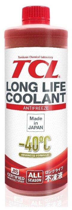 Антифриз готовый красный TCL LLC Red -40, 1 л.