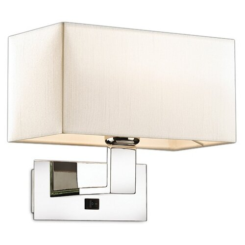 Бра Odeon light Norte 2421/1W, с выключателем, 60 Вт бра odeon light flexi white 3628 1w