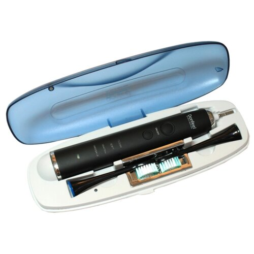Звуковая зубная щетка Donfeel HSD-010 эконом, черный