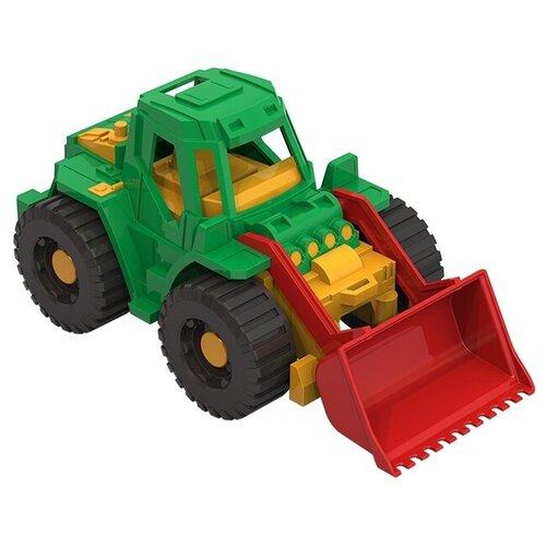 Купить Трактор Нордпласт Дон (153) 20 см, Машинки и техника