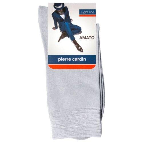 Носки Pierre Cardin Light line. Amato, размер 4, светло-серый