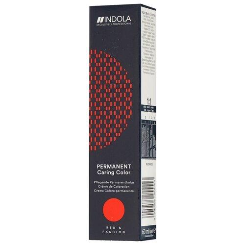 Indola Permanent Caring Color Стойкая крем-краска для волос Red & Fashion, 60 мл, 9.82, Блондин шоколадный перламутровый крем краска для волос indola color red