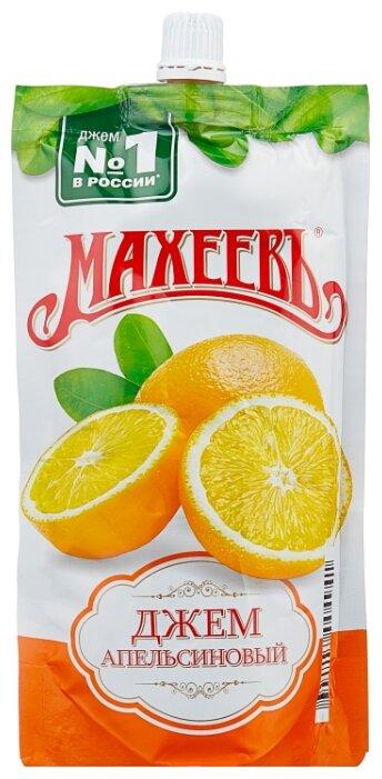 Джем Махеевъ апельсиновый, дой-пак 300 г
