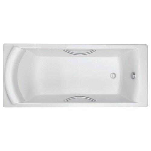 Ванна Jacob Delafon Biove E2938 чугун левосторонняя/правосторонняя ванна из искусственного камня jacob delafon elite 170x75 с щелевидным переливом e6d031 00 без гидромассажа