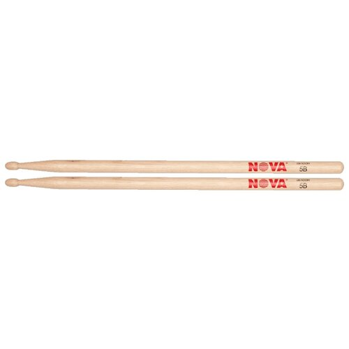 Барабанные палочки Vic Firth NOVA 5B vic firth n5ab black nova