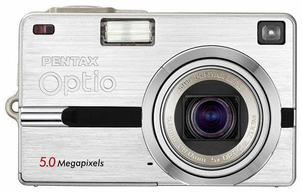Фотоаппарат Pentax Optio SV