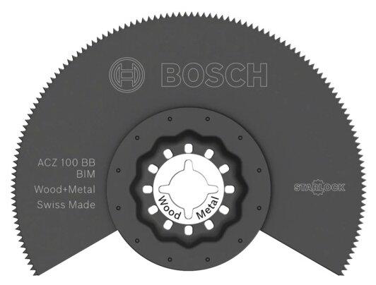 Насадка BOSCH Starlock ACZ 100 BB
