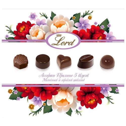 Набор конфет Lord Цветы 180 г