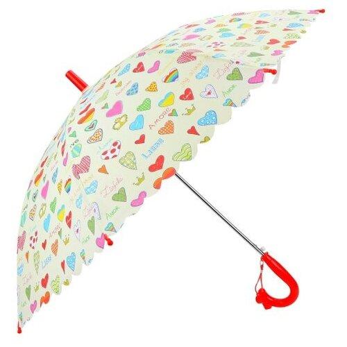 Зонт Mary Poppins белый зонт mary poppins белый розовый