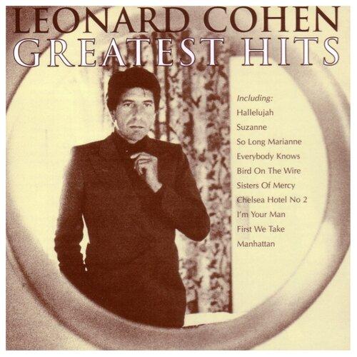 Leonard Cohen. Greatest Hits (LP)